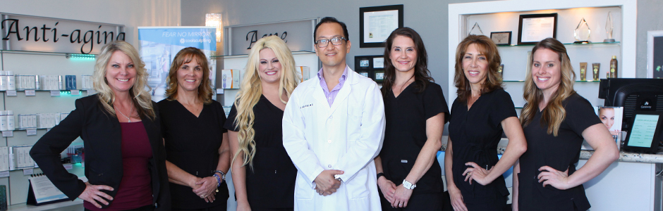 Dr. Veloso is a certified trainer Botox, Juvederm & Voluma