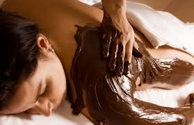 chocolate scrub