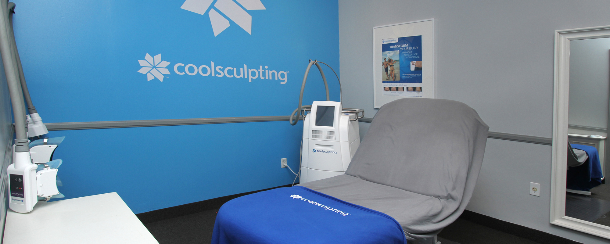 Infinity Med Spa is the #1 provider of Coolsculpting in Santa Clarita