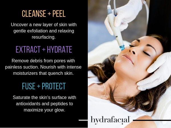 HydraFacial Benefits